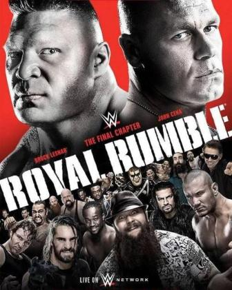 WWE Royal Rumble (2015) 700MB 480p Download