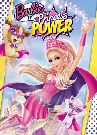 Barbie in Princess Power (2014) Hindi Dubbed Download 200MB