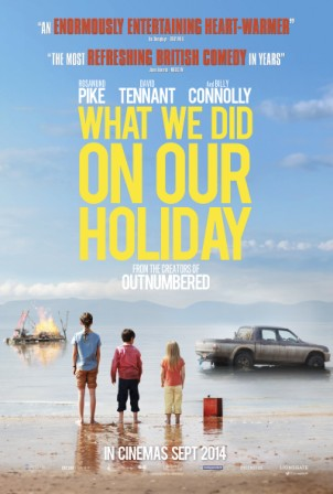 What We Did on Our Holiday (2014) 200Mb English Download 480p