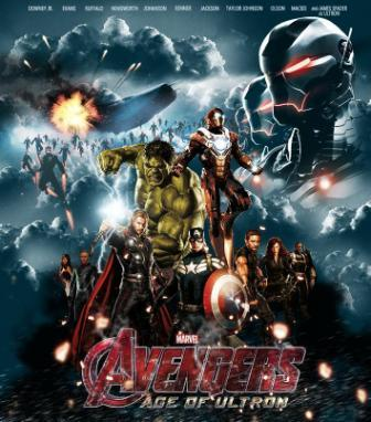 Avengers: Age of Ultron (2015) Dual Audio [Hindi-English] 480p 300MB