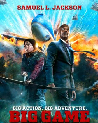 Big Game (2015) Hindi Dubbed 400MB Download 480p