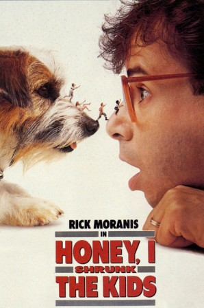 Honey, I Shrunk the Kids (1989) Dual Audio 200MB Download