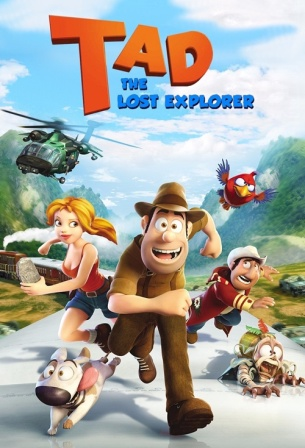 Tad, the Lost Explorer (2012) Hindi Dubbed Download 200MB