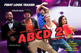 ABCD 2 (2015) Hindi Movie Mp3 Songs