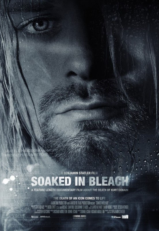 Soaked in Bleach (2015) HDRip 480p 250MB