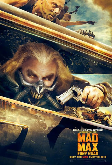 Mad Max Fury Road (2015) Dual Audio (Hindi Eng) Hindi Dubbed 300MB