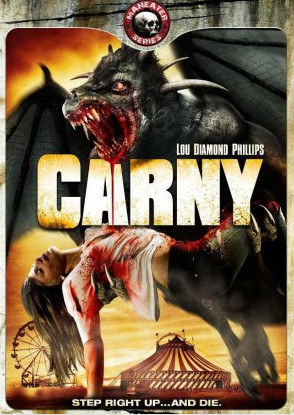 Carny (2009) Hindi Dubbed 300MB DVDRip