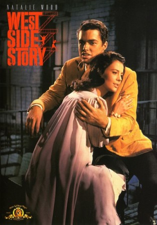 West Side Story (1961) 400MB BRRip 480P English