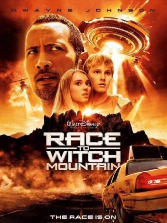 Race to Witch Mountain (2009) Hindi Dubbed Download 250MB