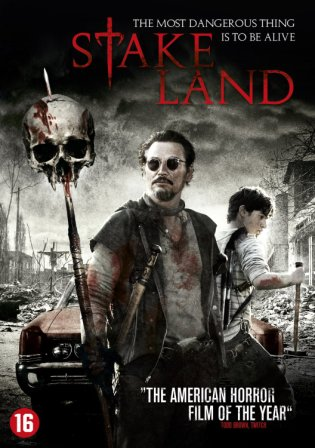 Stake Land (2010) Dual Audio BRRip 720P ESubs