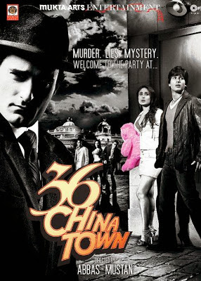 36 China Town (2006) Hindi Movie 300MB DVDRip 480P