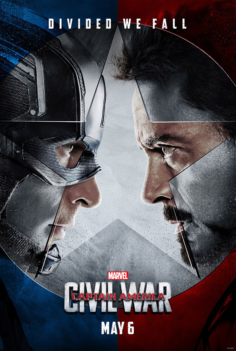Captain America Civil War 2016 Official Trailer