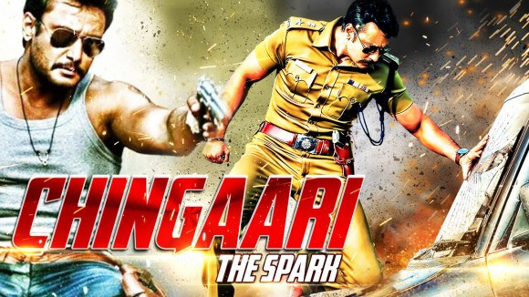 Chingari The Spark (2015) Hindi Dubbed Watch Online DVDRIP