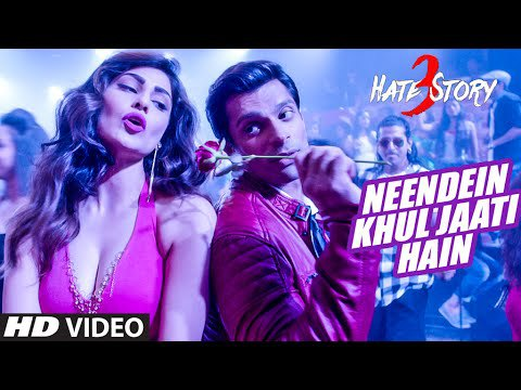 Neendein Khul Jaati Hain Hate Story 3  HD Video 720p