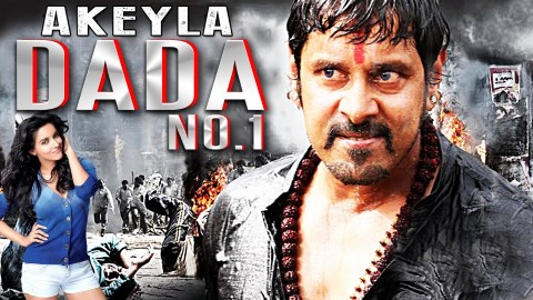 Akeyla Dada No 1 (2015) Hindi Dubbed 480p