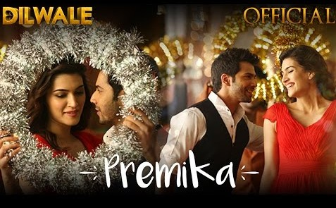 Premika – Dilwale – Kanika Kapoor – HD Video 1080p