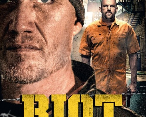 Riot (2015) DVDRip English Full Movie Watch Online 720p