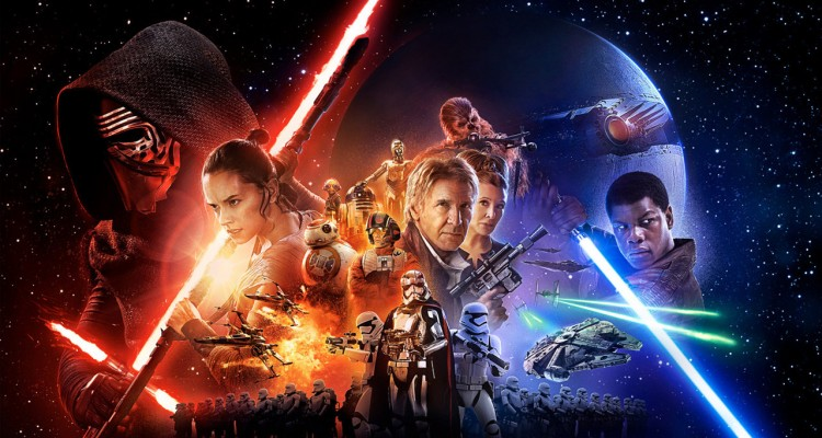 Star Wars The Force Awakens (2015) HDCAMRip Free Download