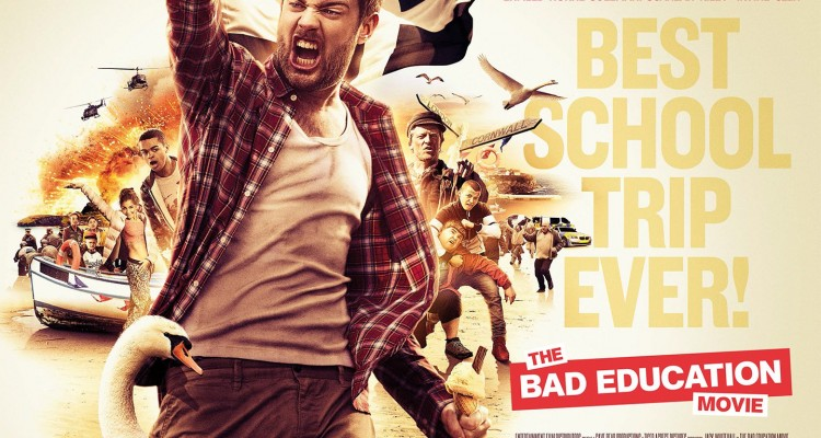 The Bad Education Movie (2015) Full 720p Dvdrip