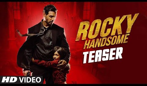 ROCKY HANDSOME (2016) Official Teaser Trailor HD