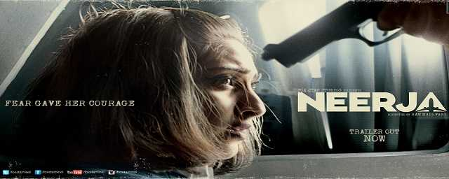 Neerja (2016)  Full Movie Watch Online DVDScr