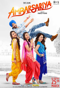 Ambarsariya (2016) Punjabi Movie DVDScr 200MB