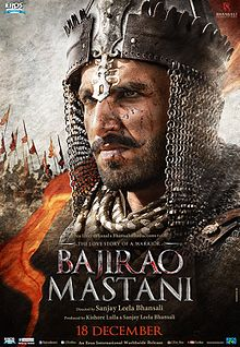 Bajirao Mastani (2015) Hindi Movie BRRip 480P