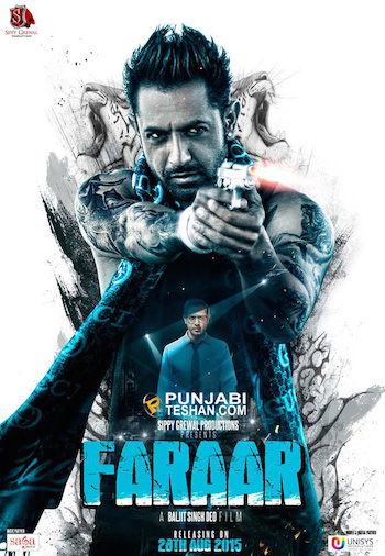 Faraar (2015) Punjabi Full Movie Watch Online HD 480p