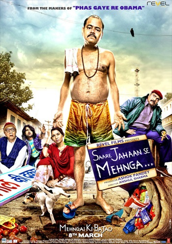 Saare Jahaan Se Mehnga (2013) Full Movie Watch online 300mb