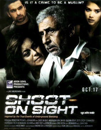 Shoot on Sight 2007 Dual Audio 720p