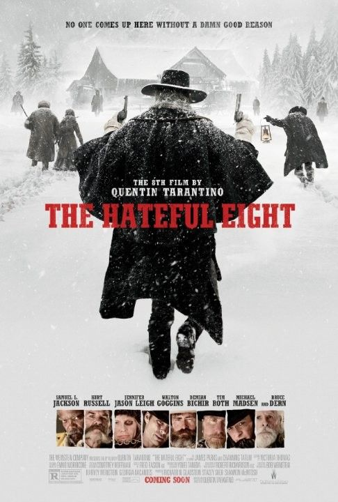 The Hateful Eight (2015) Full Movie Watch Online HD 1080p