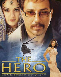 The Hero: Love Story Of A Spy (2003) Hindi Movie 720P WebHD