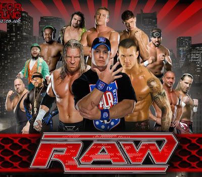 WWE Monday Night Raw 14 March 2016 480p
