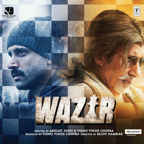 Wazir 2016 Hindi Movies Download HD 720p DVDRIp 400MB