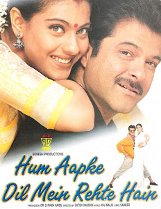 Hum Aapke Dil Mein Rehte Hain (1999) Hindi Movie HDRIP 250MB