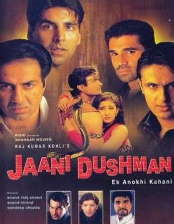 Jaani Dushman Ek Anokhi Kahani 2002 Hindi Movie Download DVDRIP 200MB