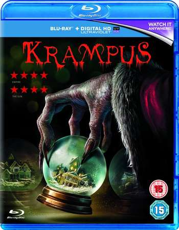 Krampus 2015 Hindi Dubbed HDRIP 400MB