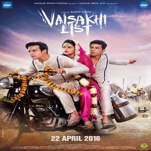 Vaisakhi List (2016) Punjabi Movie HDRIP 700MB