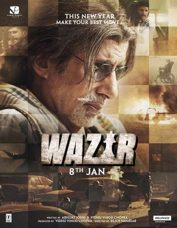 Wazir 2016 Hindi