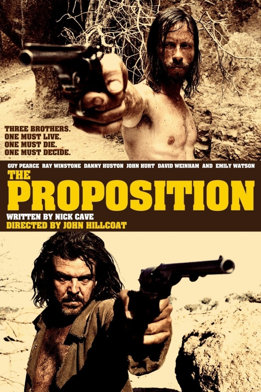 The Proposition (2005) Hindi Dubbed HDRIp 720p
