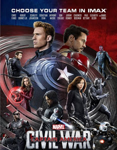 Captain America: Civil War (2016) Hindi Dubbed HDCam 400MB