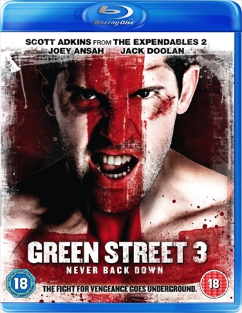 Green Street 3 Never Back Down 2013