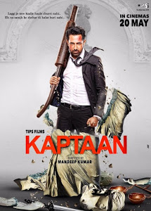 Kaptaan (2016) Punjabi Movie DVDScr 500MB