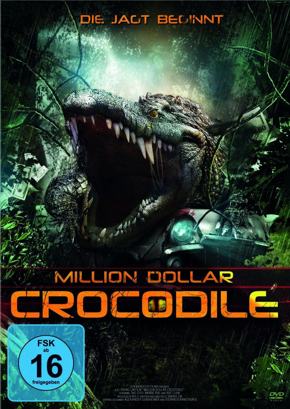 Croczilla (2012) Dual Audio BRRip 720p