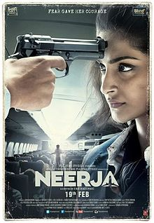 Neerja (2016) Hindi Movie HDRip 300MB