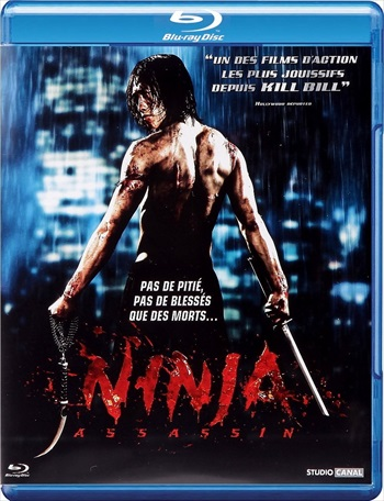 Ninja Assassin 2009 Dual Audio BluRay 720p
