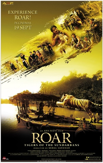 Roar Tigers Of Sundarban 2014 Hindi DVDRIP 300MB