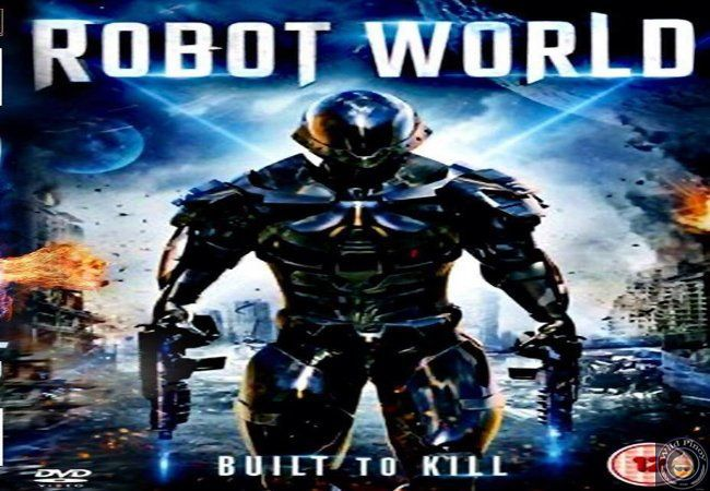 Robot World (2016) English Movie DVDRip