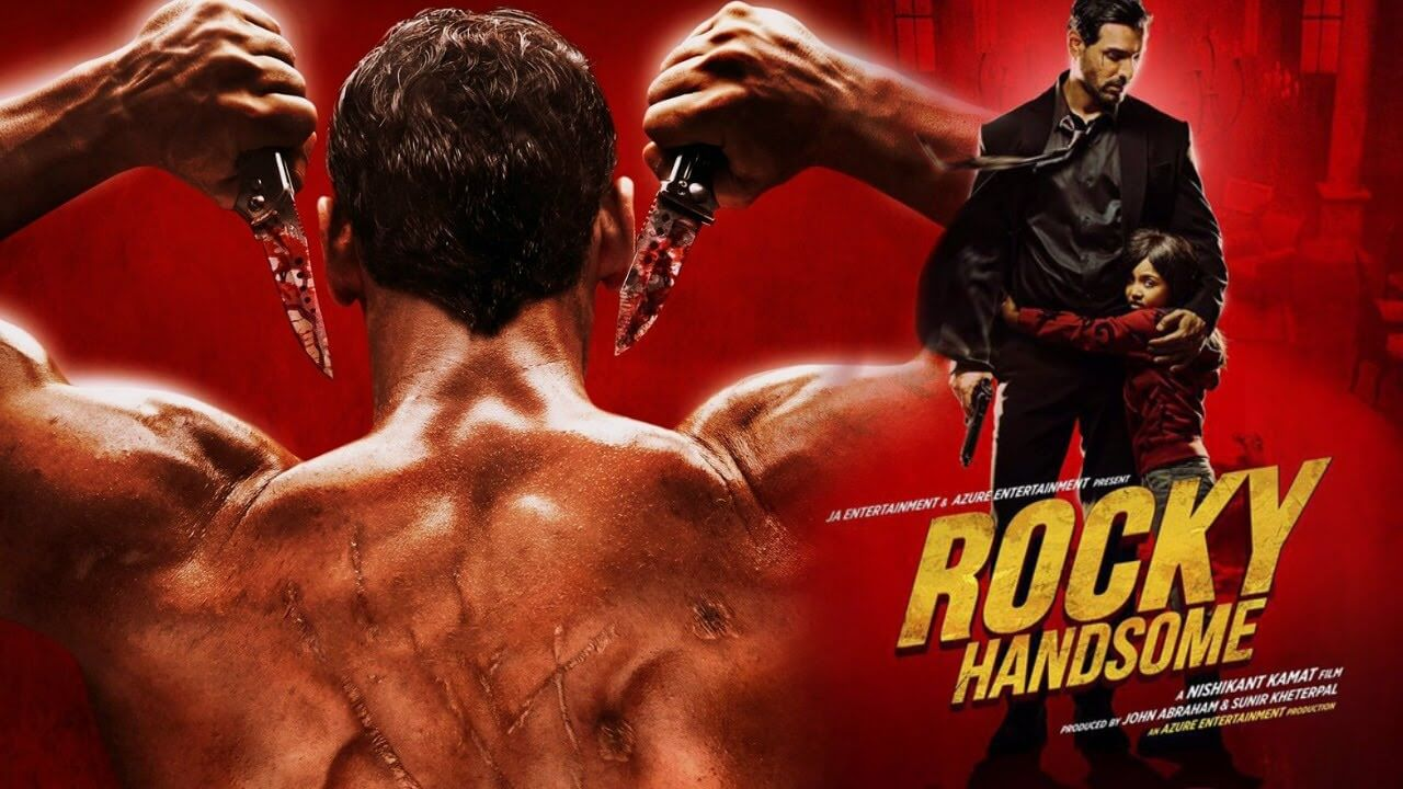 Rocky Handsome 2016 Hindi Movie DVDRip 720p