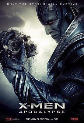 X-Men Apocalypse movie poster wallpaper image picture screensaver